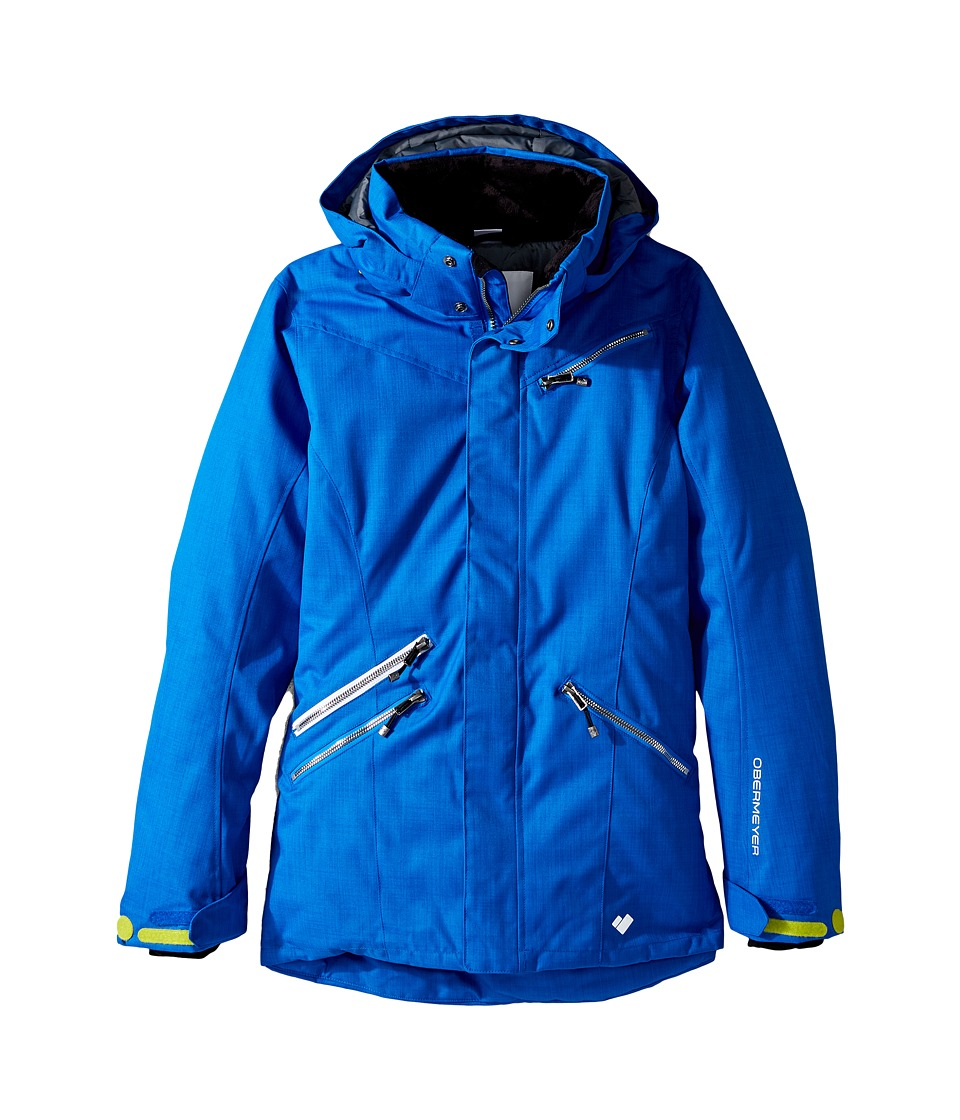 Obermeyer Kids - June Jacket (Little Kids/Big Kids) (Stellar Blue) Girl's Coat