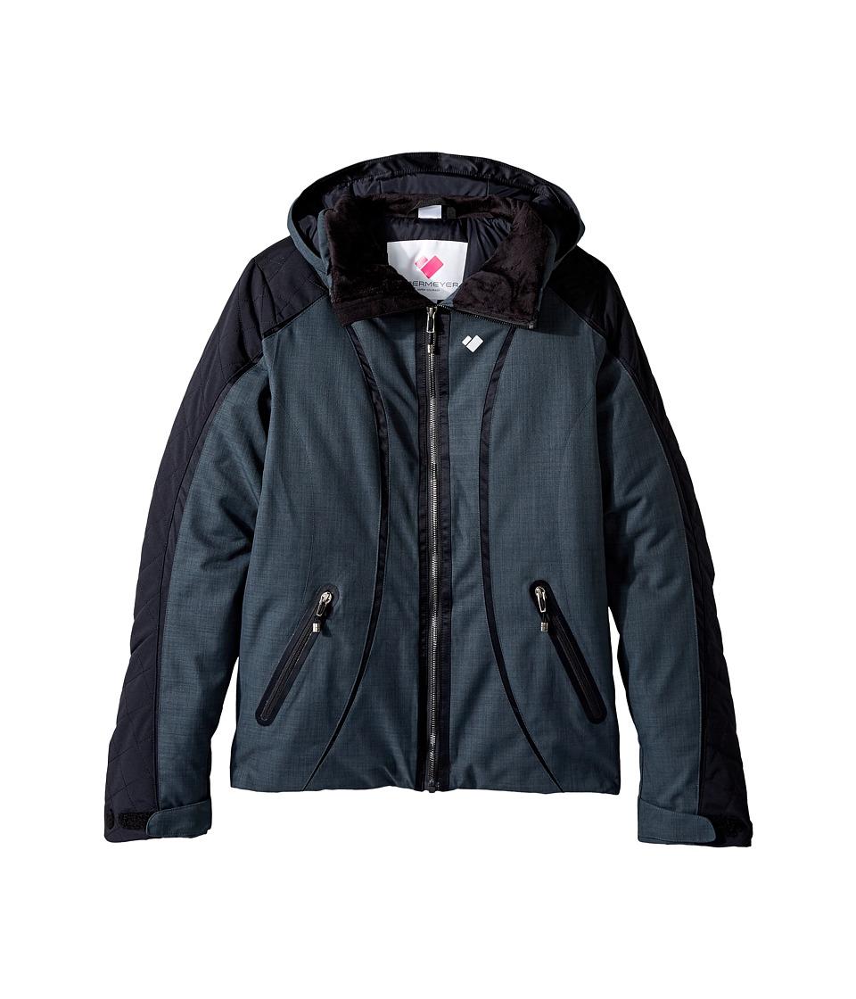 Obermeyer Kids - Dyna Jacket (Big Kids) (Marble Grey) Girl's Coat