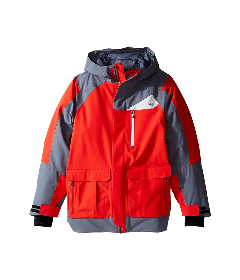 Obermeyer Kids - Axel Jacket (Big Kids) (Red) Boy's Coat