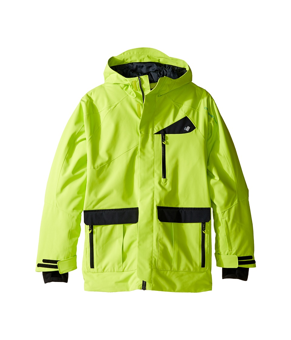 Obermeyer Kids - Axel Jacket (Big Kids) (Screamin' Green) Boy's Coat