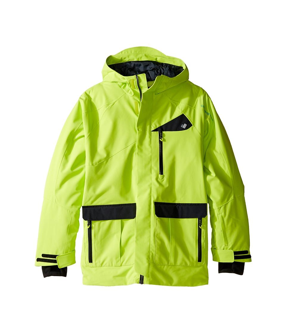 Obermeyer Kids - Axel Jacket (Big Kids) (Screamin' Green) Boy's Coat