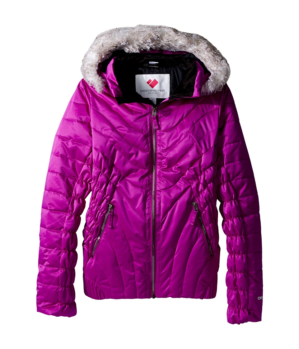 Obermeyer Kids - Aisha Jacket (Big Kids) (Violet Vibe) Girl's Coat