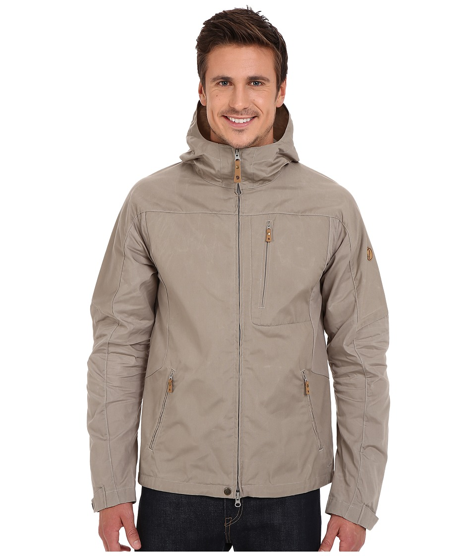 Fj llr ven - Sten Jacket (Fog) Men's Coat