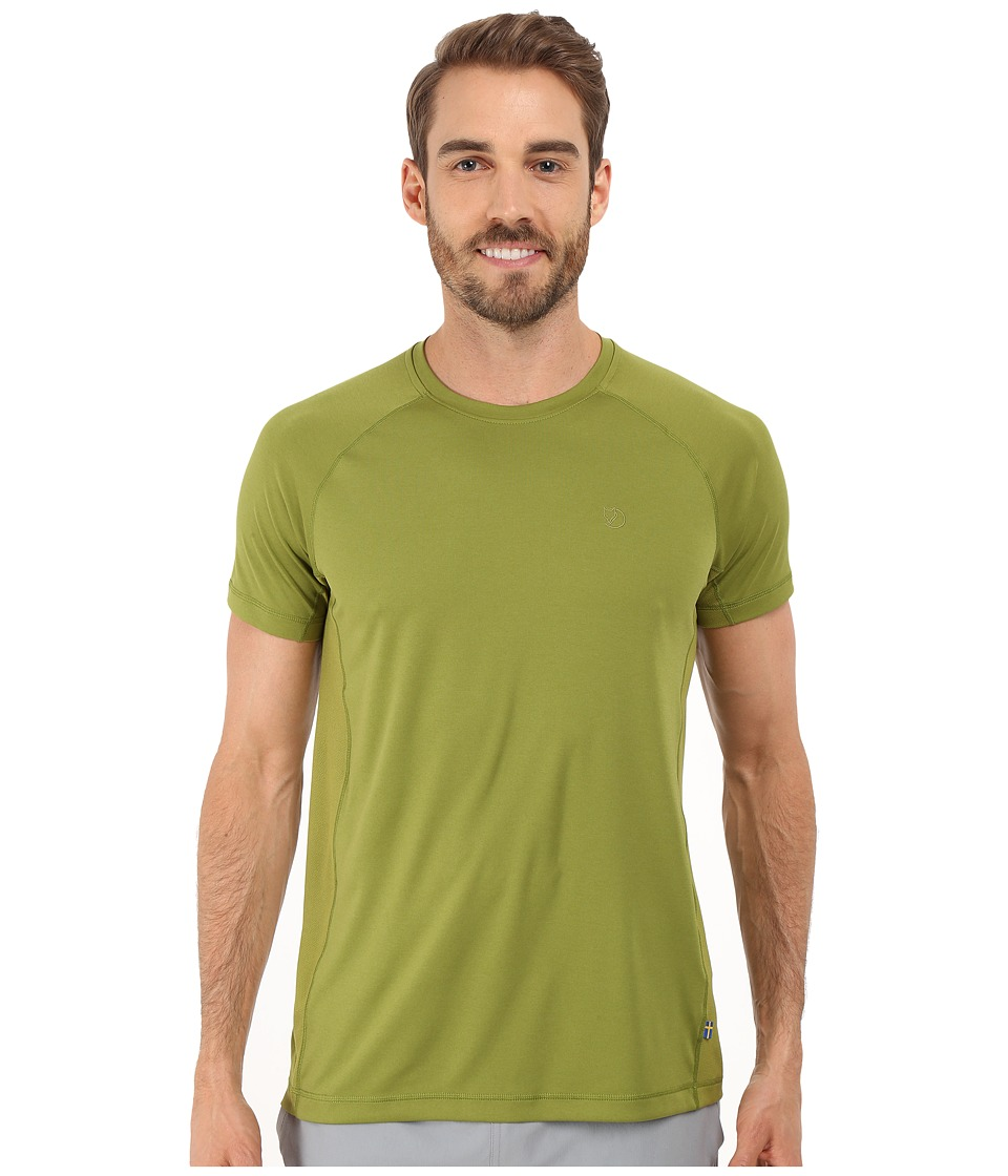 Fj llr ven - Abisko Vent T-Shirt (Meadow Green) Men's T Shirt