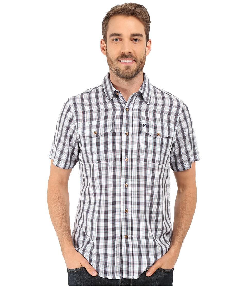 Fj llr ven - Abisko Cool Shirt S/S (Bluebird) Men's Clothing