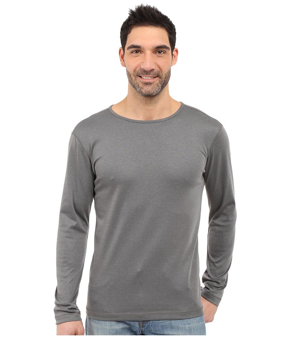 Fj llr ven - High Coast Sweater (Grey) Men's Sweater
