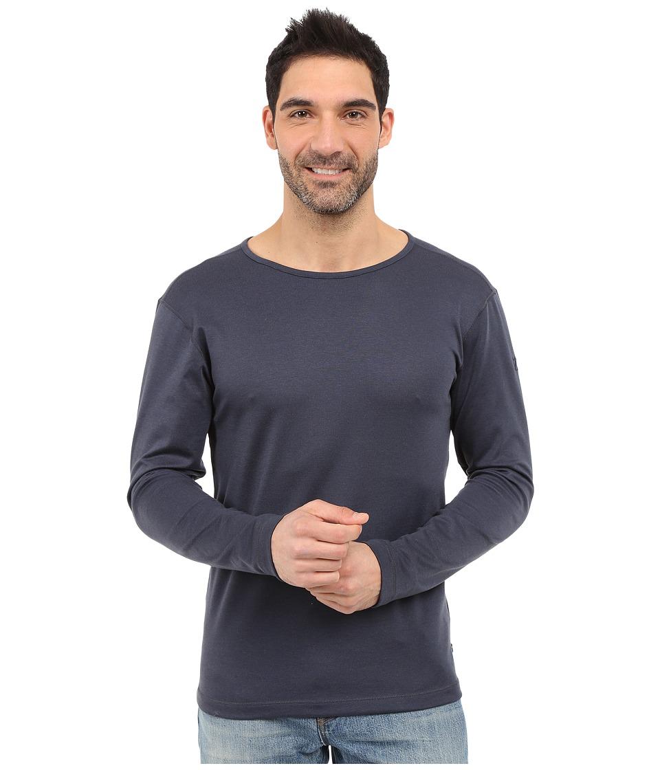 Fj llr ven - High Coast Sweater (Navy) Men's Sweater