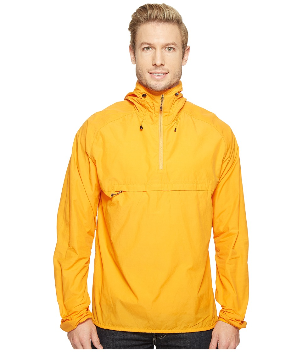 Fjallraven - High Coast Wind Anorak (Seashell Orange) Men's Coat