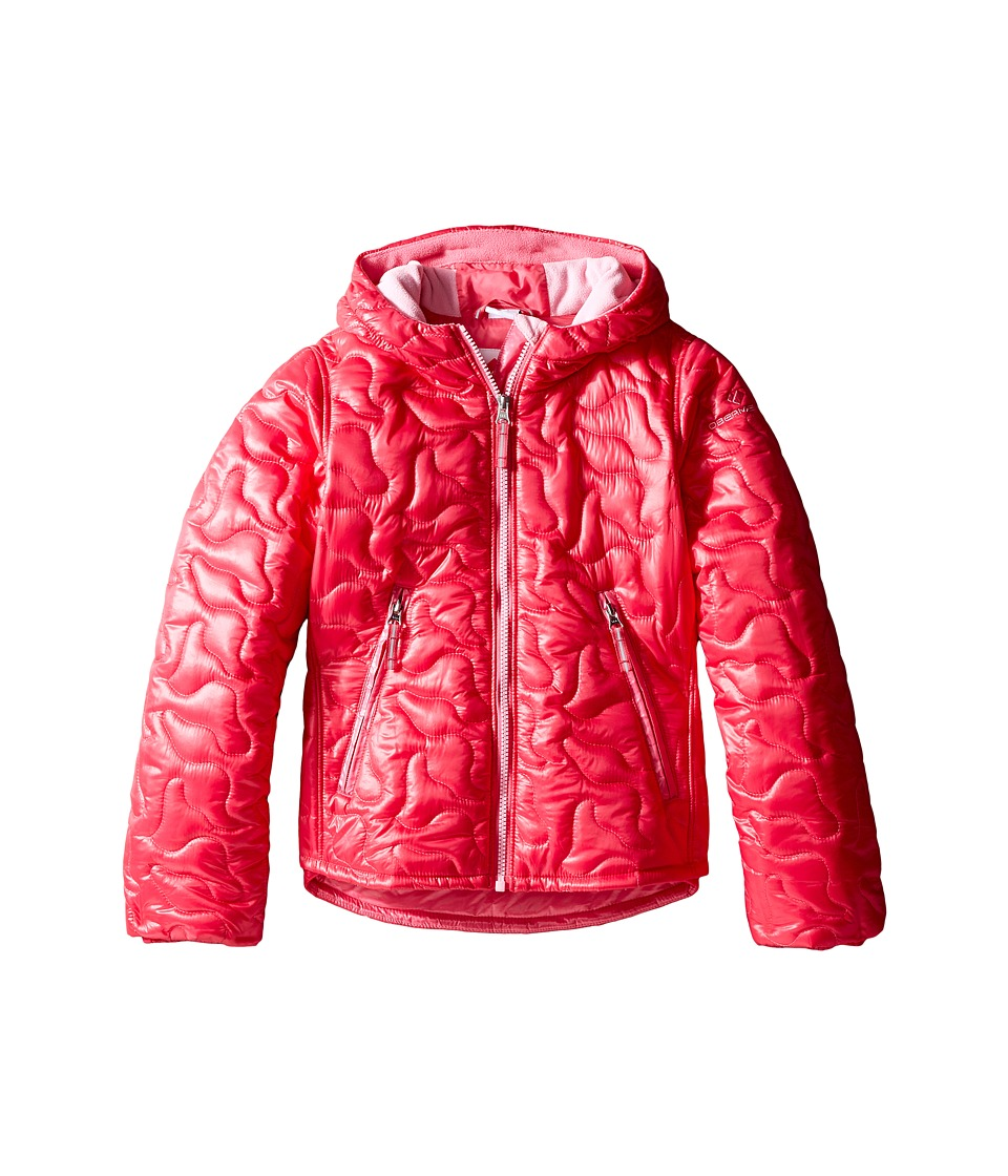 Obermeyer Kids - Comfy Jacket (Toddler/Little Kids/Big Kids) (Glamour Pink) Girl's Coat