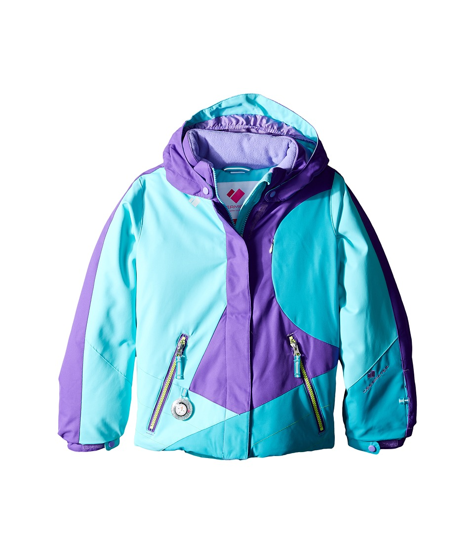 Obermeyer Kids - Trina Jacket (Toddler/Little Kids/Big Kids) (Grapesicle) Girl's Coat