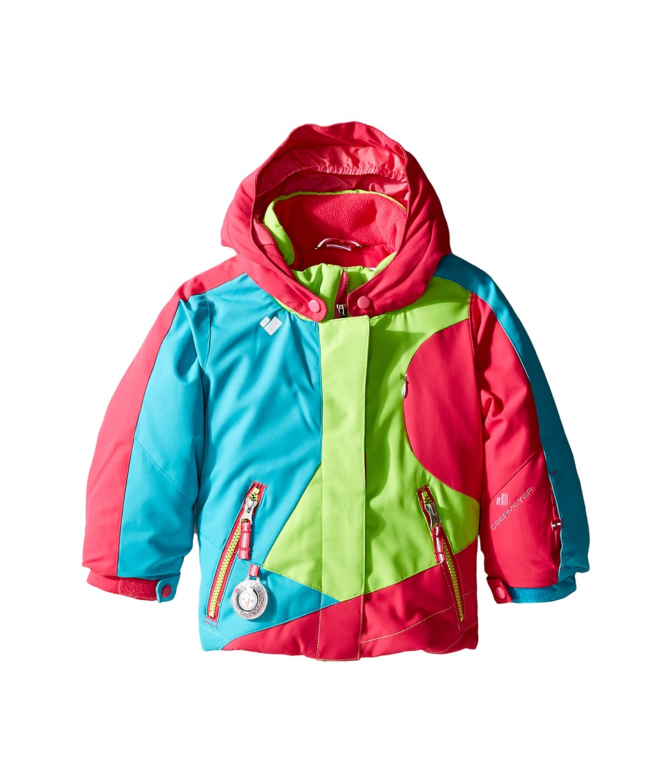 Obermeyer Kids - Trina Jacket (Toddler/Little Kids/Big Kids) (Sarah Green) Girl's Coat