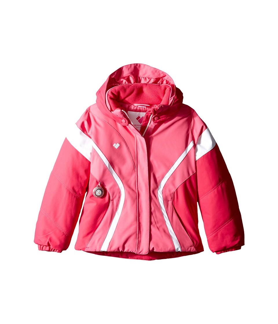 Obermeyer Kids - Aria Jacket (Toddler/Little Kids/Big Kids) (French Rose) Girl's Coat