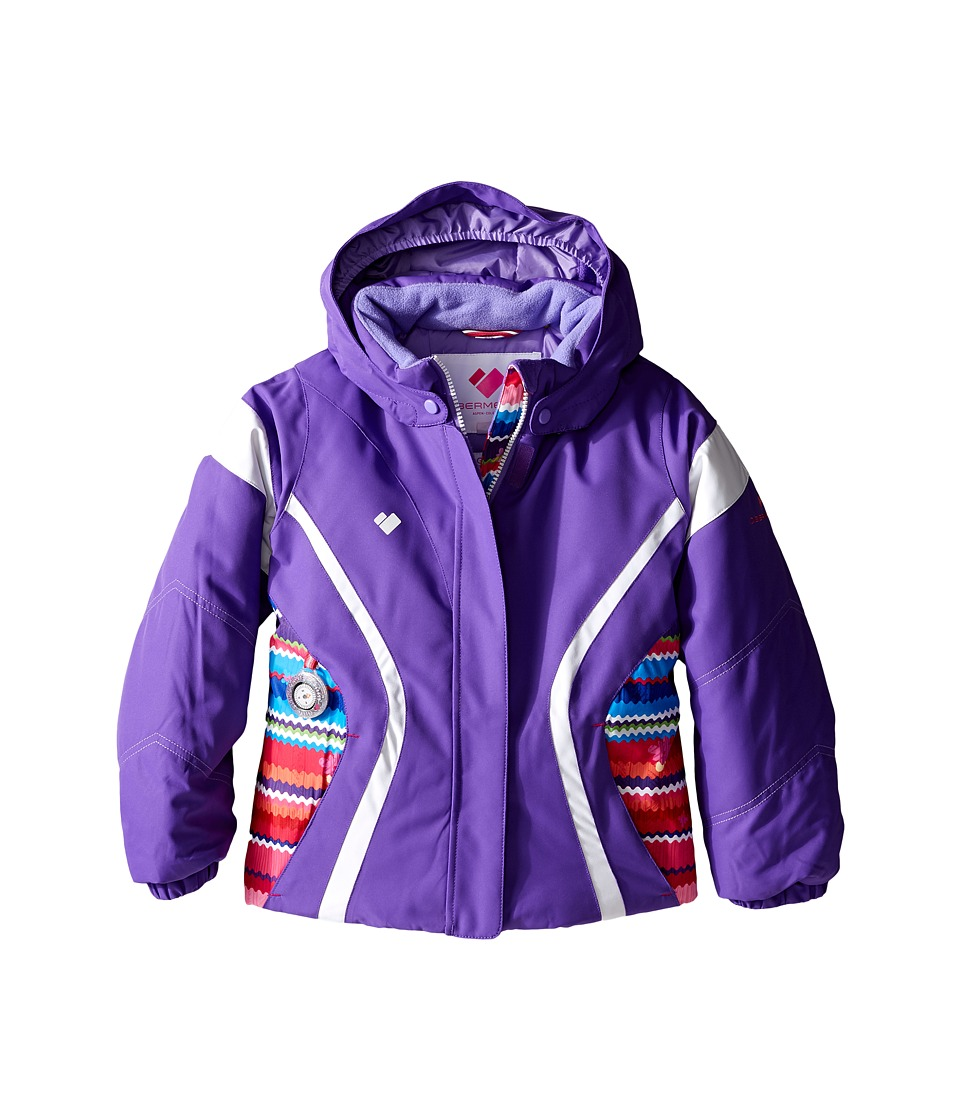Obermeyer Kids - Aria Jacket (Toddler/Little Kids/Big Kids) (Grapesicle) Girl's Coat