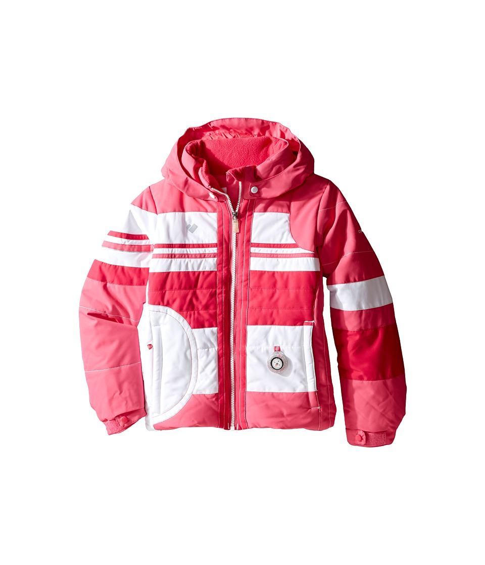 Obermeyer Kids - Snowdrop Jacket (Toddler/Little Kids/Big Kids) (French Rose) Girl's Coat