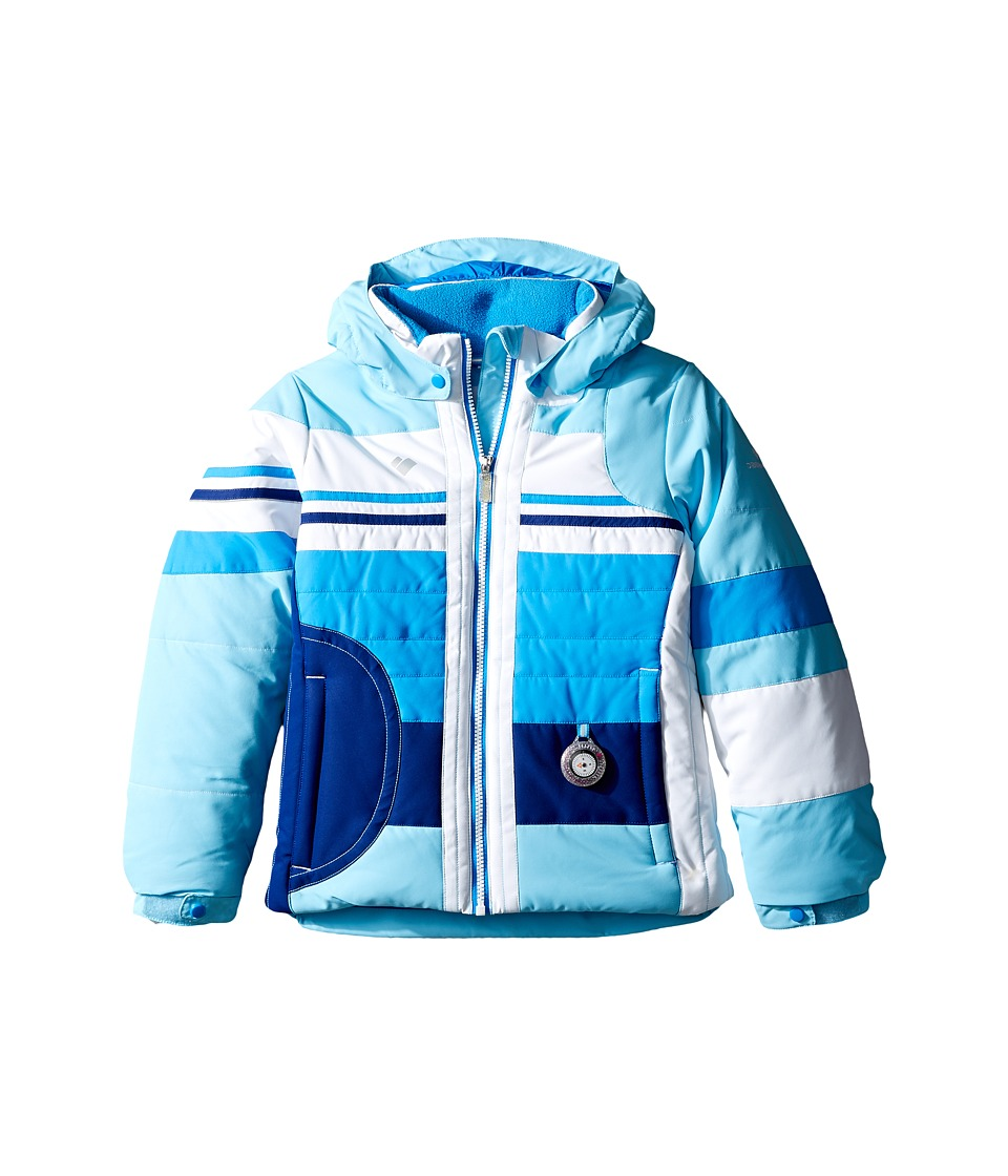 Obermeyer Kids - Snowdrop Jacket (Toddler/Little Kids/Big Kids) (Blue Sky) Girl's Coat
