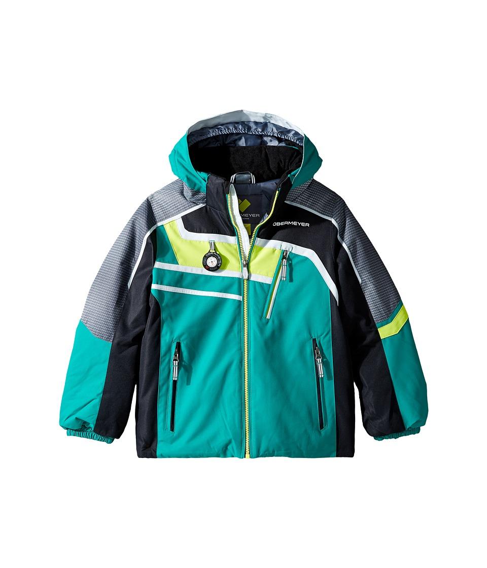 Obermeyer Kids - Tomcat Jacket (Toddler/Little Kids/Big Kids) (Forevergreen) Boy's Coat