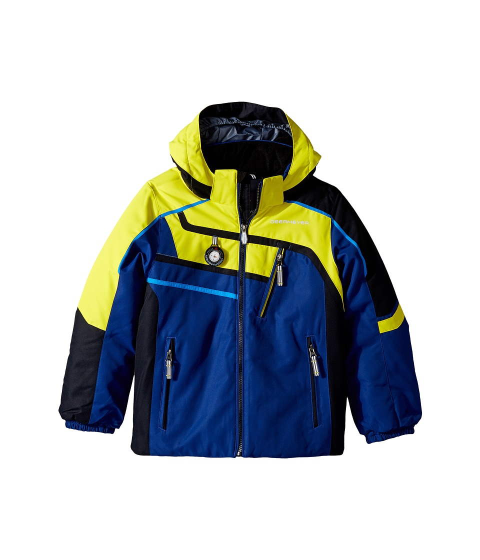 Obermeyer Kids - Tomcat Jacket (Toddler/Little Kids/Big Kids) (Dusk) Boy's Coat