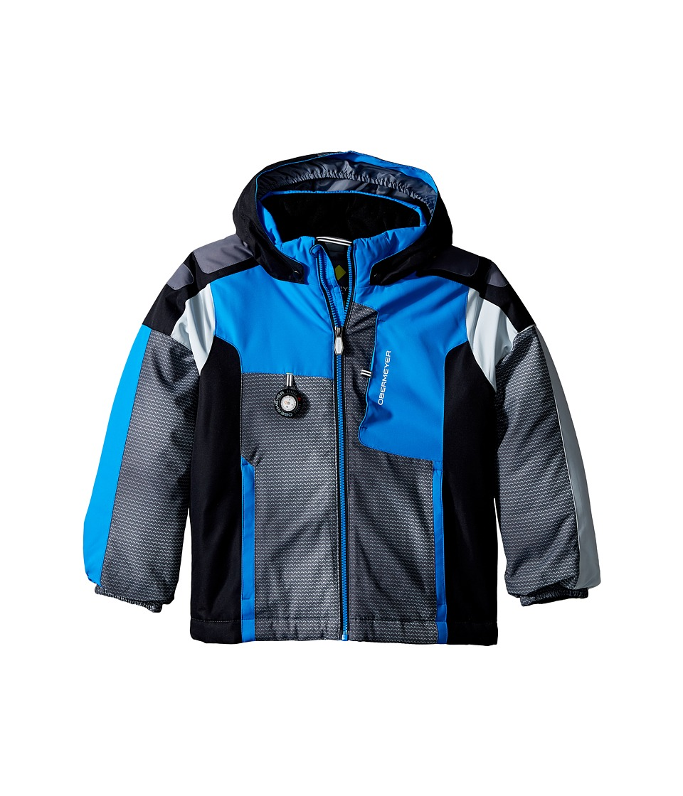 Obermeyer Kids - Blaster Jacket (Toddler/Little Kids/Big Kids) (Stellar Blue) Boy's Coat