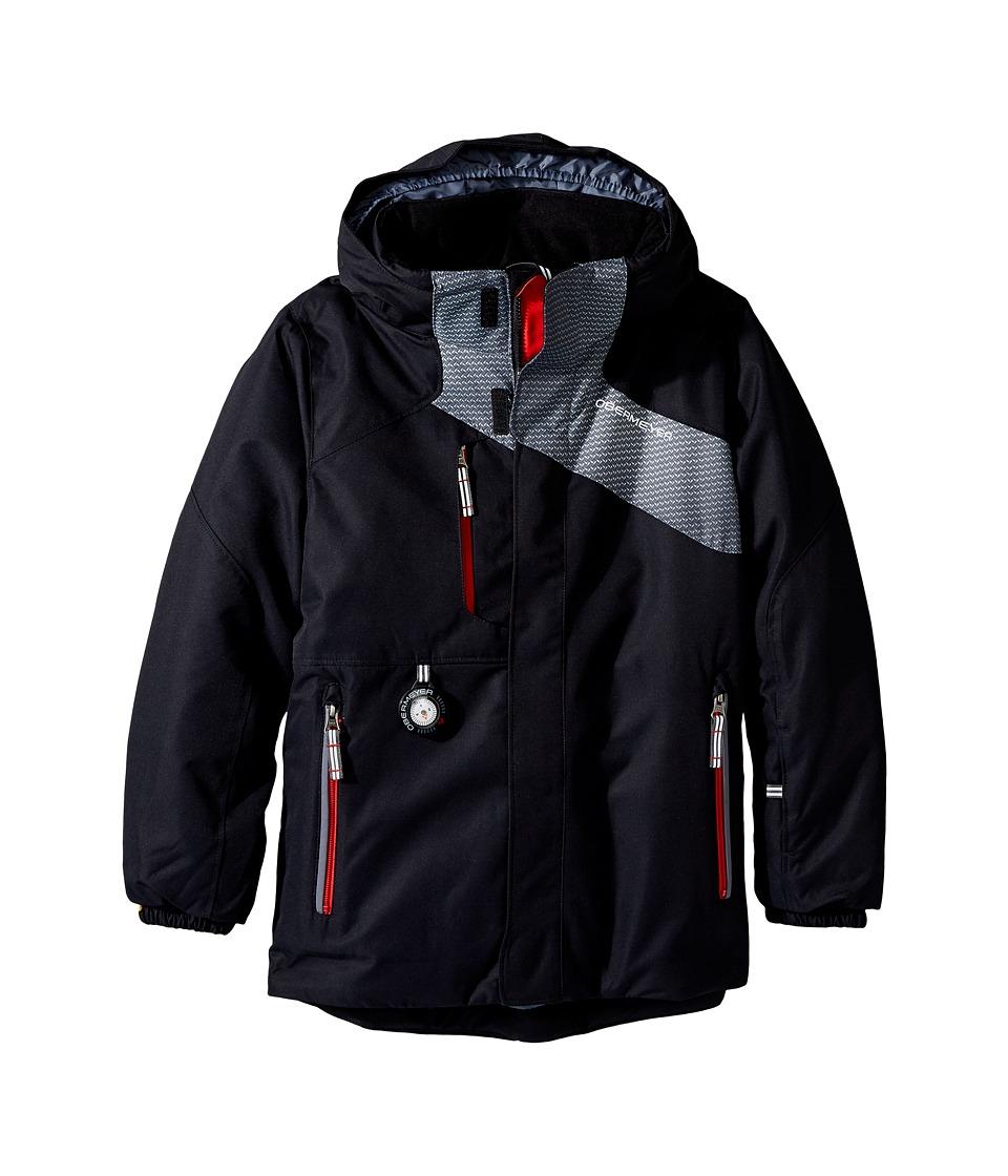 Obermeyer Kids - Havoc Jacket (Toddler/Little Kids/Big Kids) (Black) Boy's Coat