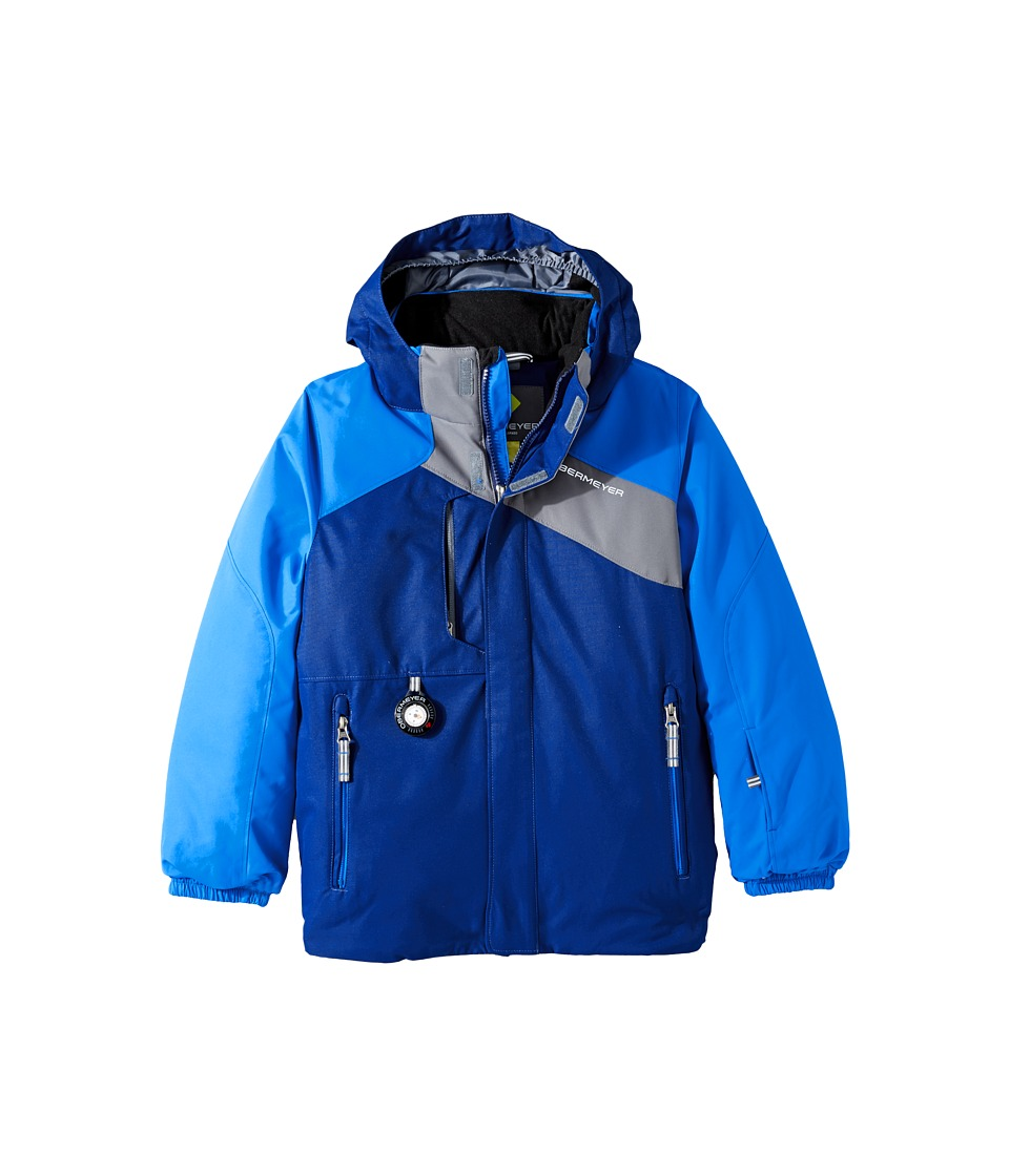 Obermeyer Kids - Havoc Jacket (Toddler/Little Kids/Big Kids) (Dusk) Boy's Coat