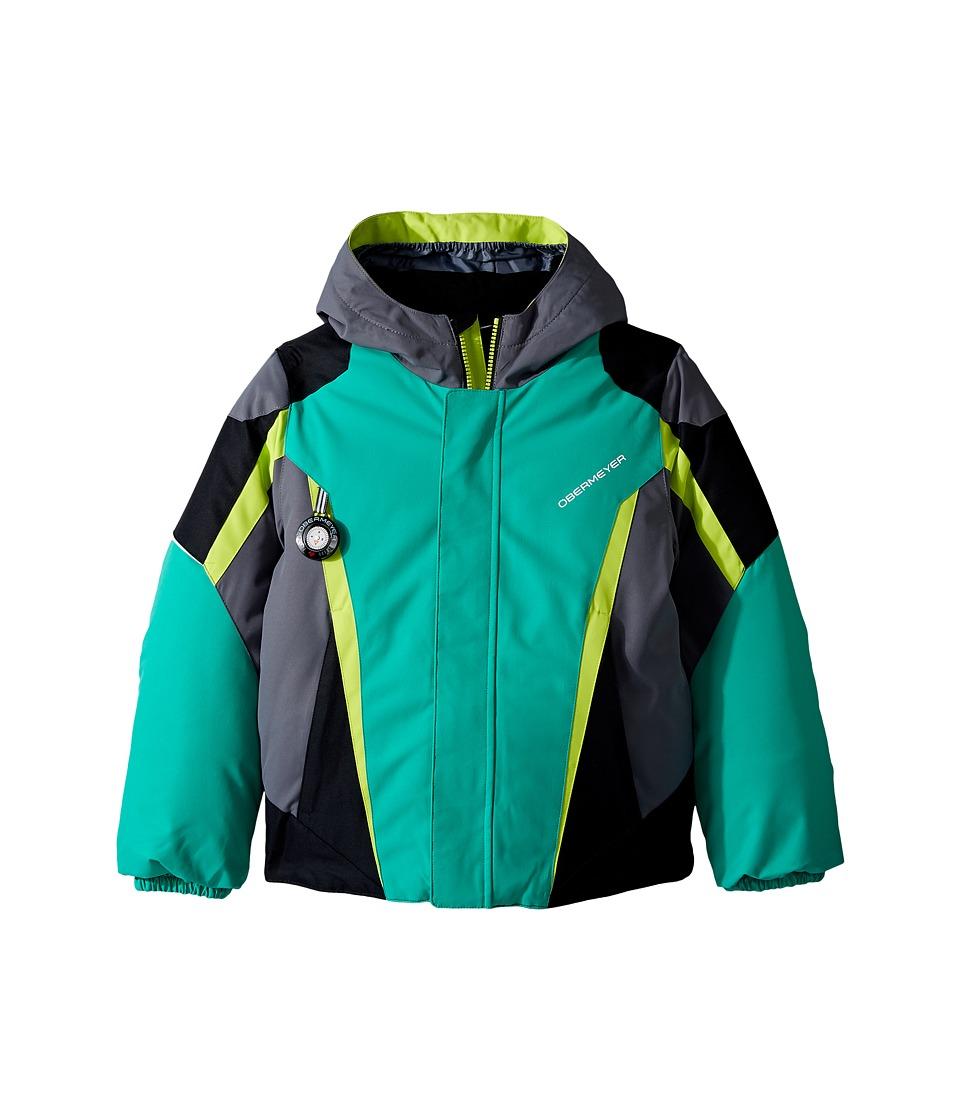 Obermeyer Kids - Raptor Jacket (Toddler/Little Kids/Big Kids) (Lady Luck) Boy's Coat