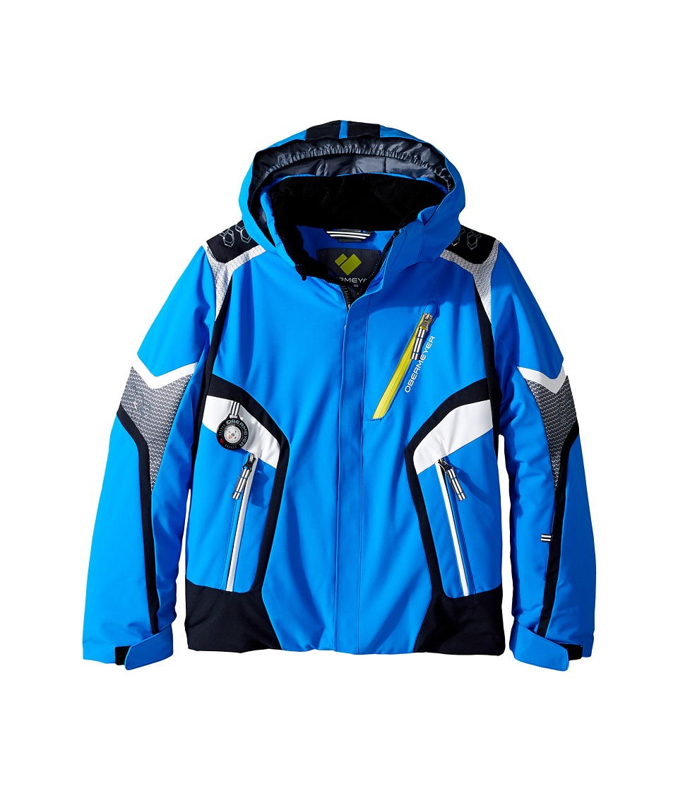 Obermeyer Kids - Cobra Jacket (Toddler/Little Kids/Big Kids) (Stellar Blue) Boy's Coat