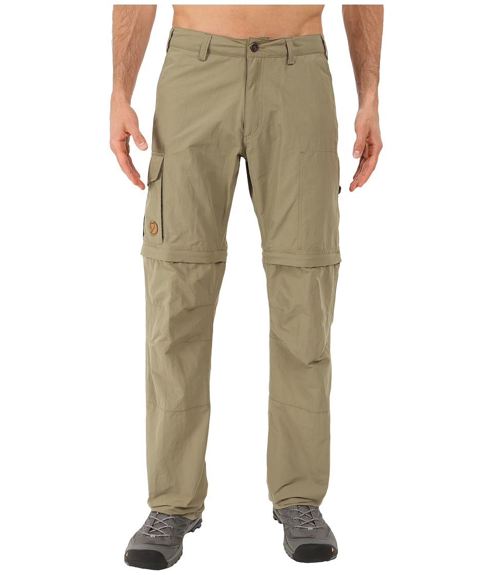 Fj llr ven - Karl Zip-Off MT Trousers (Light Khaki) Men's Casual Pants