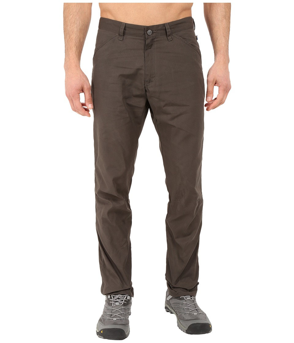Fj llr ven - High Coast Trousers (Mountain Grey) Men's Casual Pants