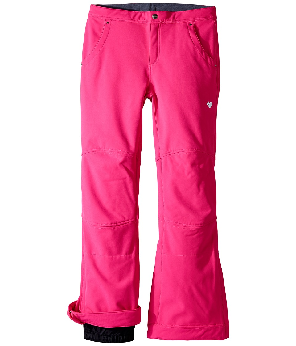 Obermeyer Kids - Jolie Softshell Pant (Little Kids/Big Kids) (Electric Pink) Girl's Casual Pants