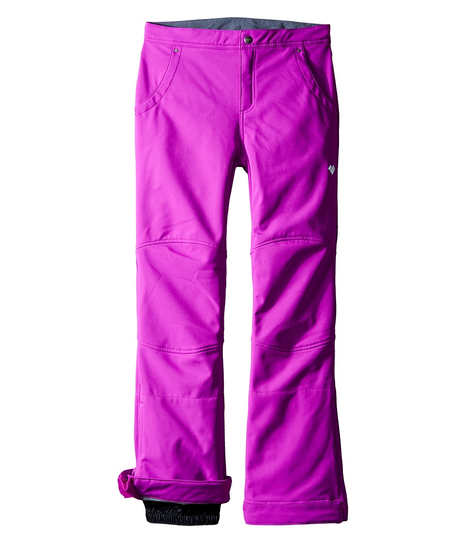 Obermeyer Kids - Jolie Softshell Pant (Little Kids/Big Kids) (Violet Vibe) Girl's Casual Pants