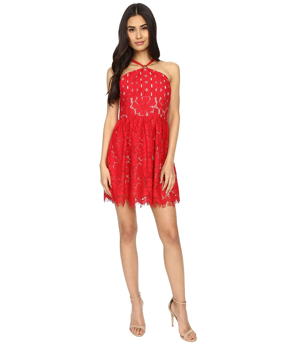 StyleStalker Cassia Circle Dress (Wild Fig) Women