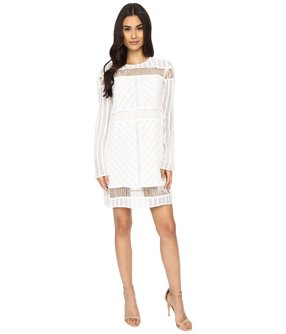 StyleStalker - Banksia Shift (Blanc) Women's Dress