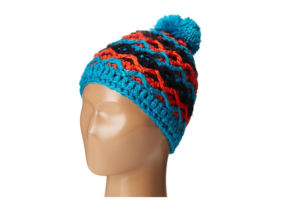 Obermeyer Kids - Averee Knit Hat (Little Kids) (Tiger's Eye) Caps