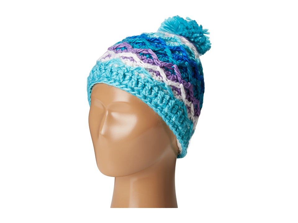 Obermeyer Kids - Averee Knit Hat (Little Kids) (Mermaid) Caps