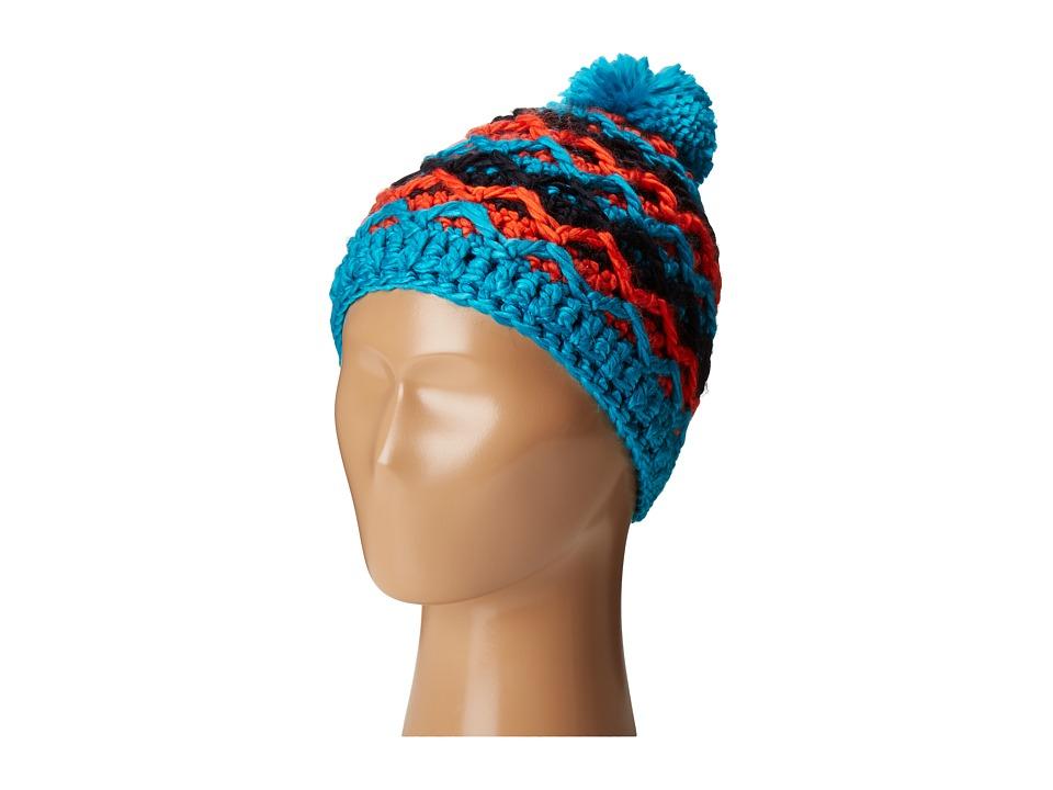 Obermeyer Kids - Averee Knit Hat (Big Kids) (Tiger's Eye) Caps