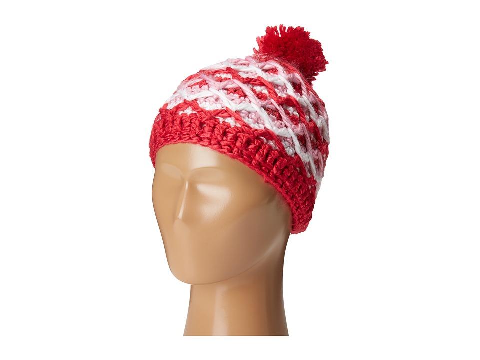 Obermeyer Kids - Averee Knit Hat (Big Kids) (Sugar Berry) Caps