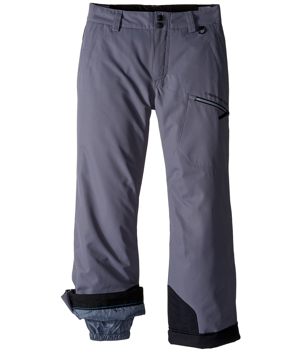 Obermeyer Kids - Brisk Pants (Little Kids/Big Kids) (Graphite) Boy's Casual Pants