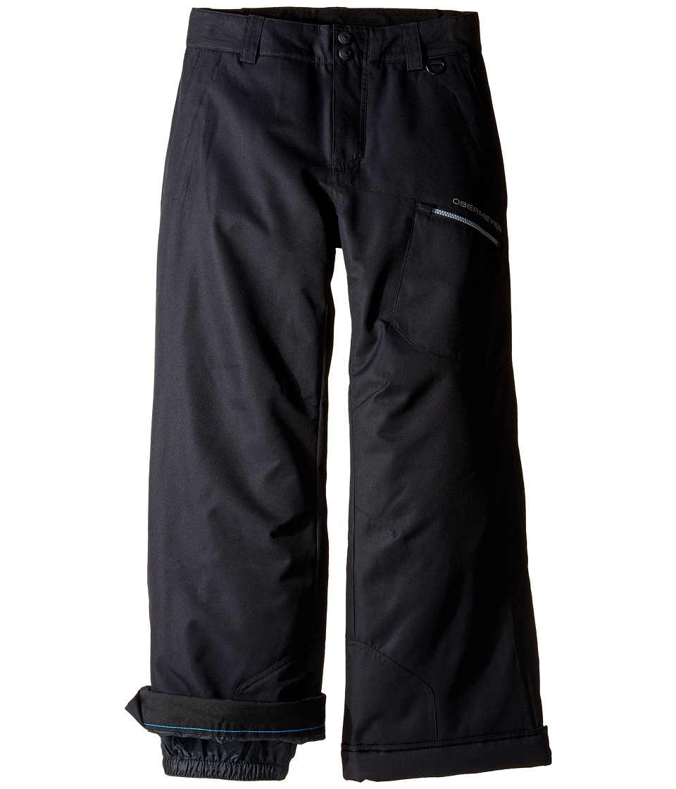 Obermeyer Kids - Brisk Pants (Little Kids/Big Kids) (Black) Boy's Casual Pants