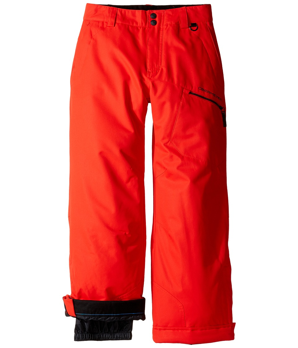 Obermeyer Kids - Brisk Pants (Little Kids/Big Kids) (Red) Boy's Casual Pants