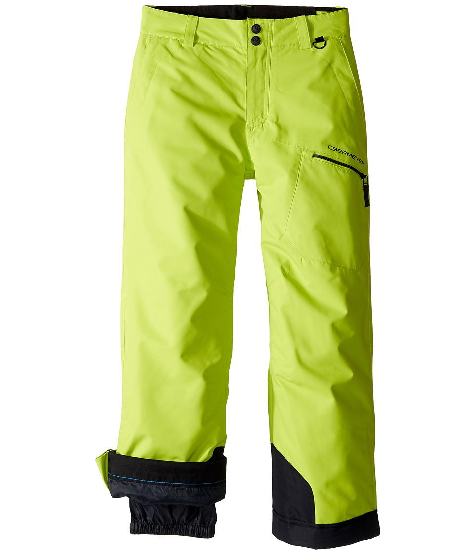 Obermeyer Kids - Brisk Pants (Little Kids/Big Kids) (Screamin' Green) Boy's Casual Pants