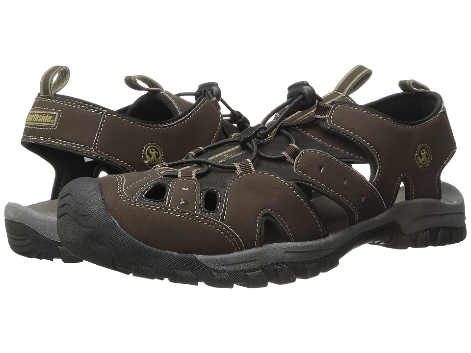 Northside - Burke II (Dark Brown) Men's Shoes
