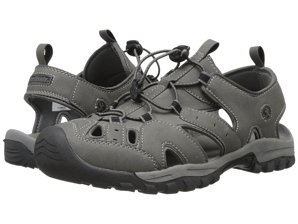 Northside - Burke II (Gray/Black) Men's Shoes