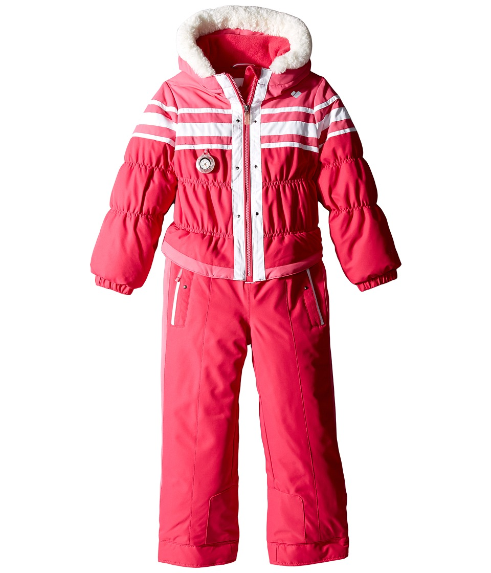 Obermeyer Kids - Skiter Suit (Toddler/Little Kids/Big Kids) (Glamour Pink) Girl's Suits Sets