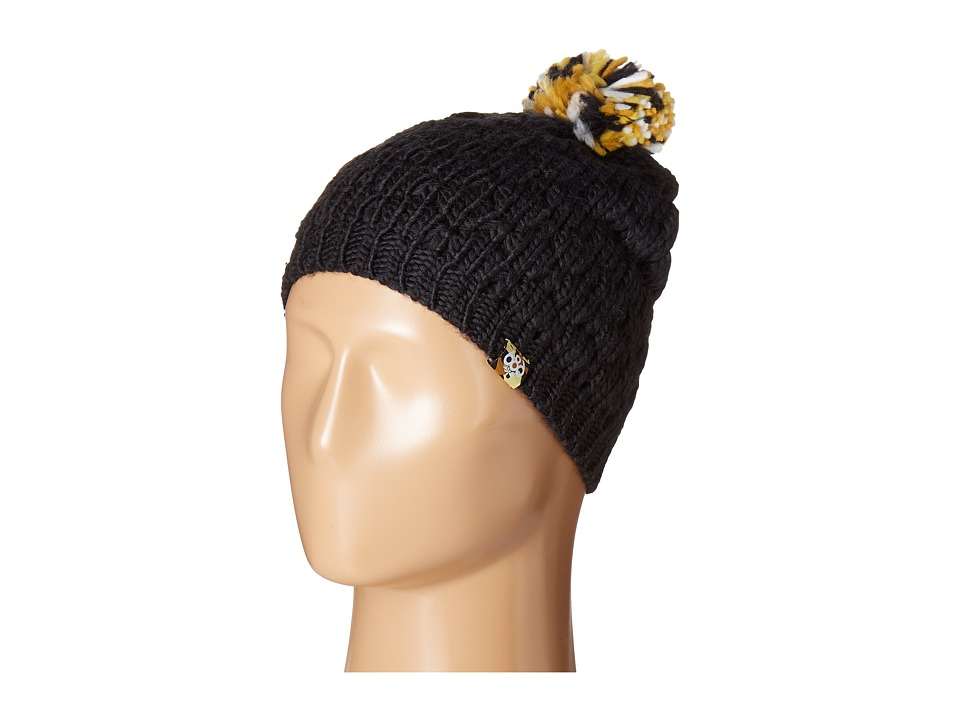686 Kids - Harper Beanie (Little Kid/Big Kid) (Black) Beanies