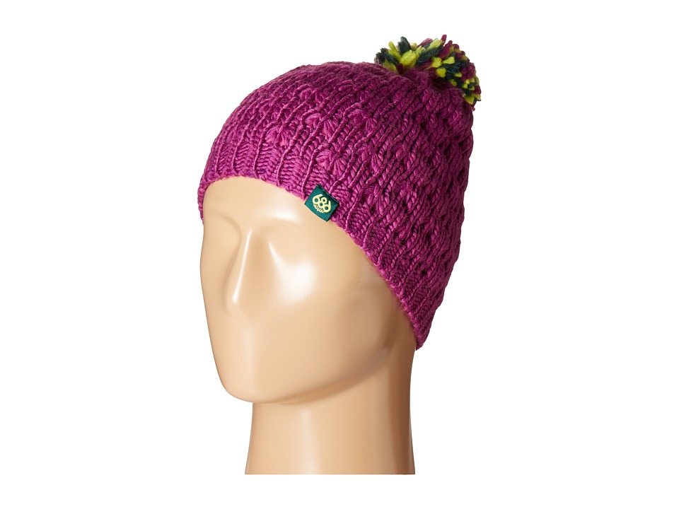 686 Kids - Harper Beanie (Little Kid/Big Kid) (Mulberry) Beanies