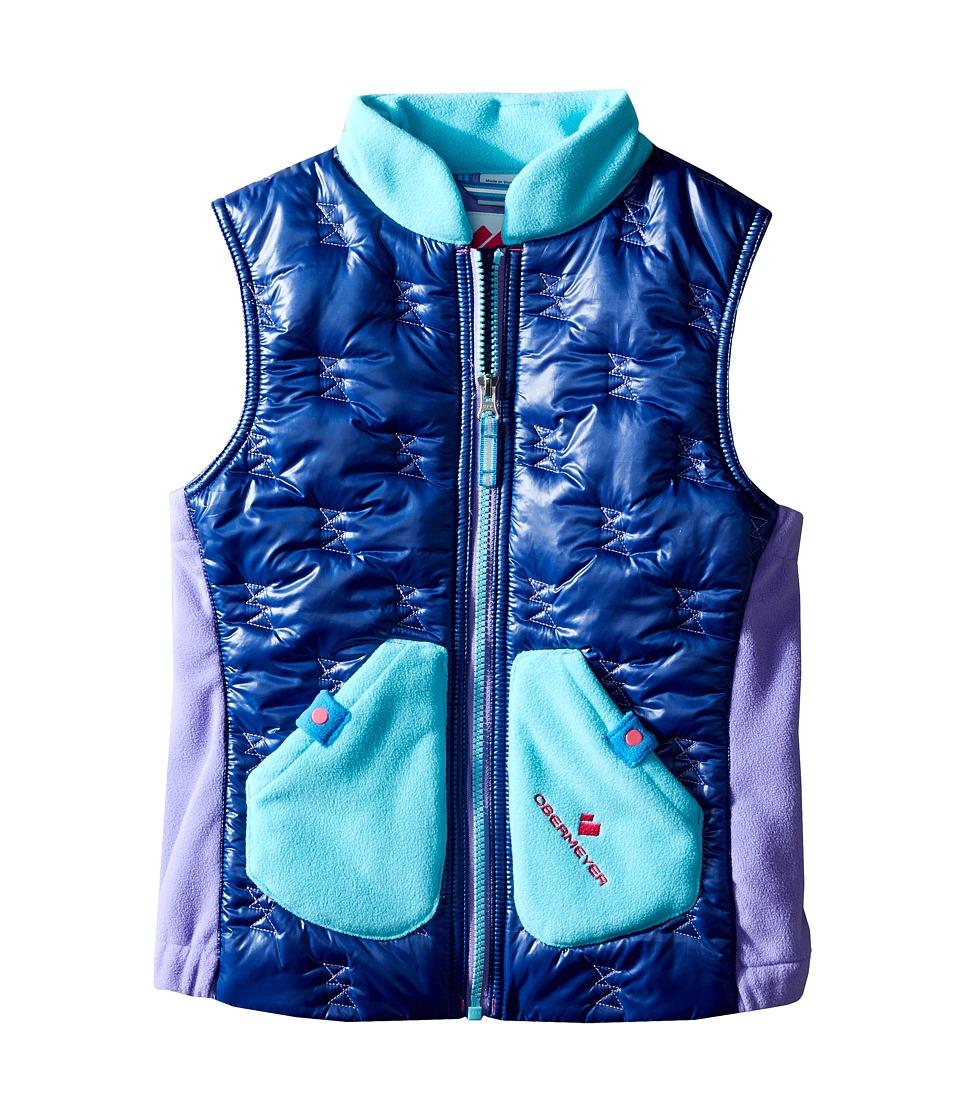 Obermeyer Kids - Snuggle Vest (Toddler/Little Kids/Big Kids) (Dusk) Girl's Vest
