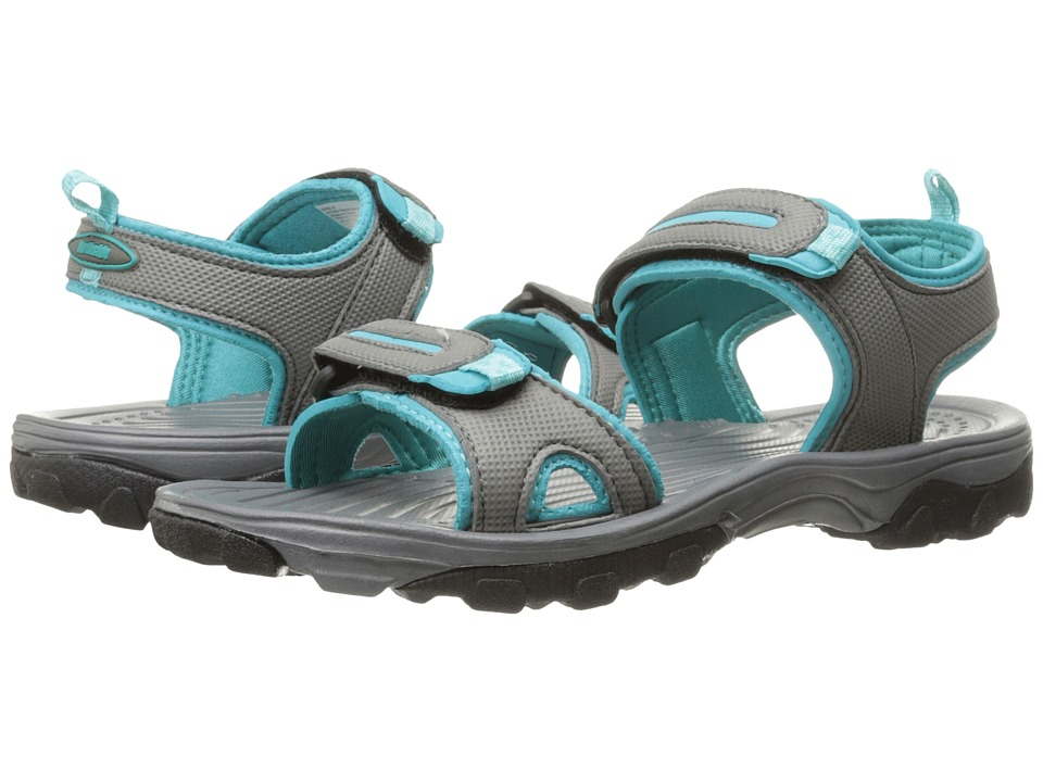 Northside - Akria II (Gray/Teal) Women's Shoes