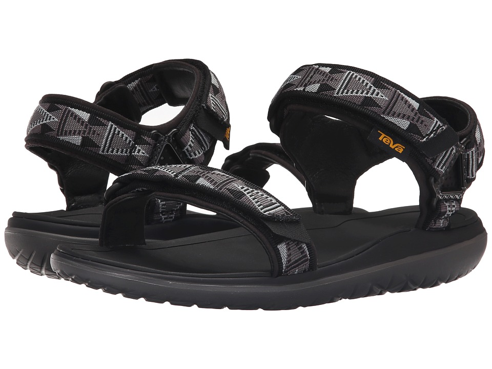 Teva - Terra-Float Universal (Mosaic Black/Dusk) Men's Shoes