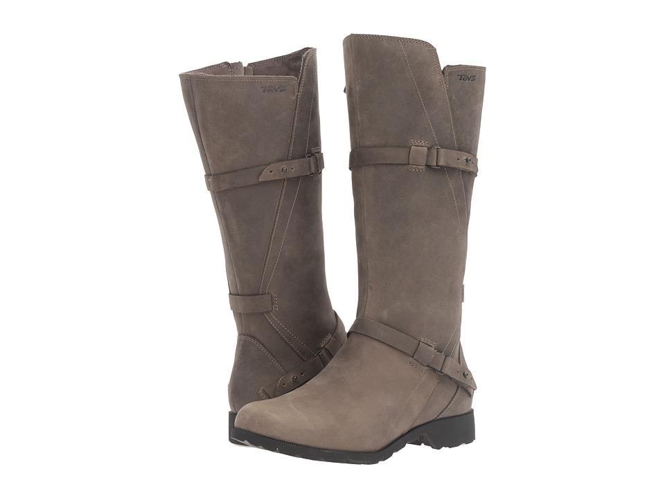 Teva - De La Vina (Gunsmoke) Women's Zip Boots