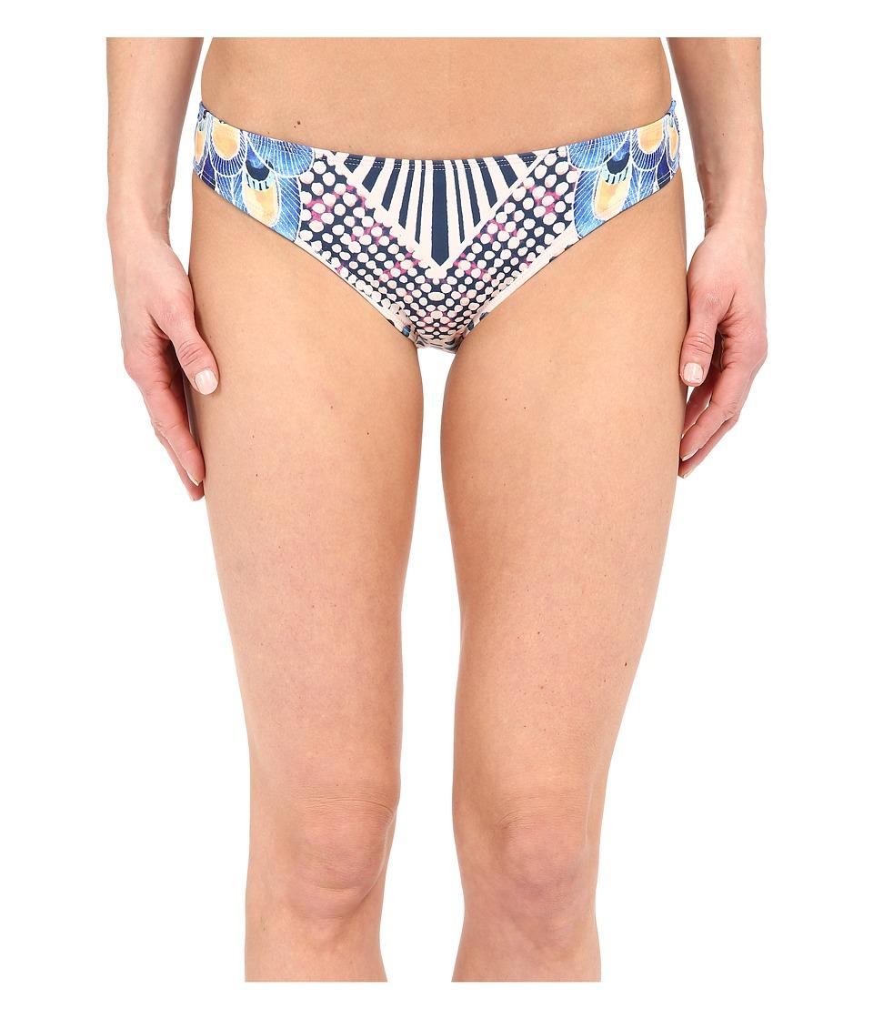 Mara Hoffman - Classic Bottom (Peacocks Light Pink) Women's Swimwear